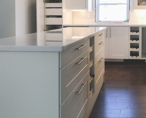 Small Compact Kitchen Design